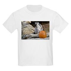 Lemur & Pumpkin T-Shirt