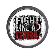 Fight Like a Girl 31.8 Head and Neck Cancer Wall C