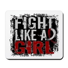 Fight Like a Girl 31.8 Head and Neck Cancer Mousep