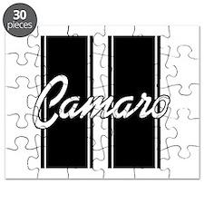 Camaro Racing Stripes Puzzle