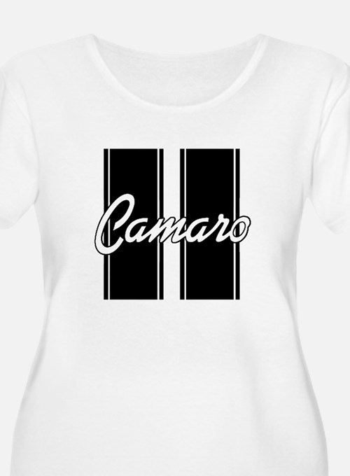 Camaro Racing Stripes T-Shirt