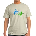Dual Geckos Light T-Shirt