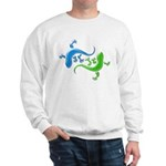Dual Geckos Sweatshirt