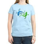 Dual Geckos Women's Light T-Shirt