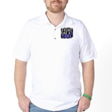 Licensed Fight Like a Girl 31.8 Esophag T-Shirt