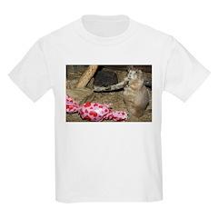 Chipmunk With Present T-Shirt