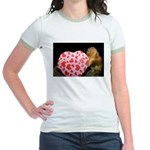 Tamarin With Valentines Gift Jr. Ringer T-Shirt