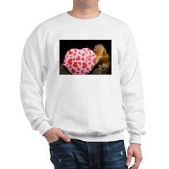 Tamarin With Valentines Gift Sweatshirt