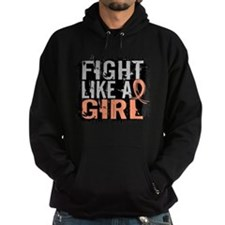 Licensed Fight Like a Girl 31.8 Endo Hoody