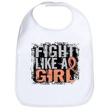 Licensed Fight Like a Girl 31.8 Endometrial Ca Bib