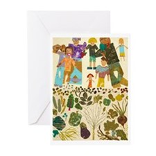Cute Seaweed Greeting Cards (Pk of 10)