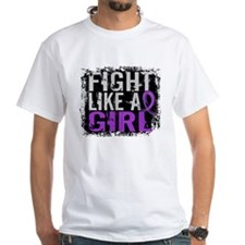 Licensed Fight Like a Girl 31.8 Croh Shirt