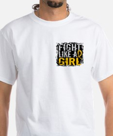 Licensed Fight Like a Girl 31.8 Chil Shirt