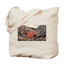 Hedgehog Heart Tote Bag