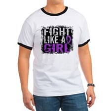 Licensed Fight Like a Girl 31.8 Chiari T