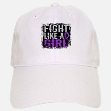 Licensed Fight Like a Girl 31.8 Chiari Baseball Baseball Cap