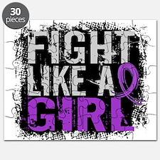 Licensed Fight Like a Girl 31.8 Chiari Puzzle