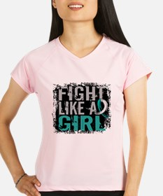 Licensed Fight Like a Girl Performance Dry T-Shirt
