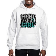 Licensed Fight Like a Girl 31.8 Jumper Hoody