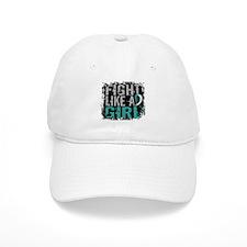 Fight Like a Girl 31.8 Cervical Cancer Hat