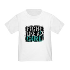 Licensed Fight Like a Girl 31.8 Ce T