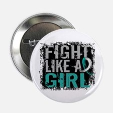 """Licensed Fight Like a Girl 31.8 Cervi 2.25"""" Button"""