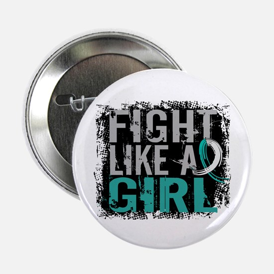 "Licensed Fight Like a Girl 2.25"" Button (10 pack)"