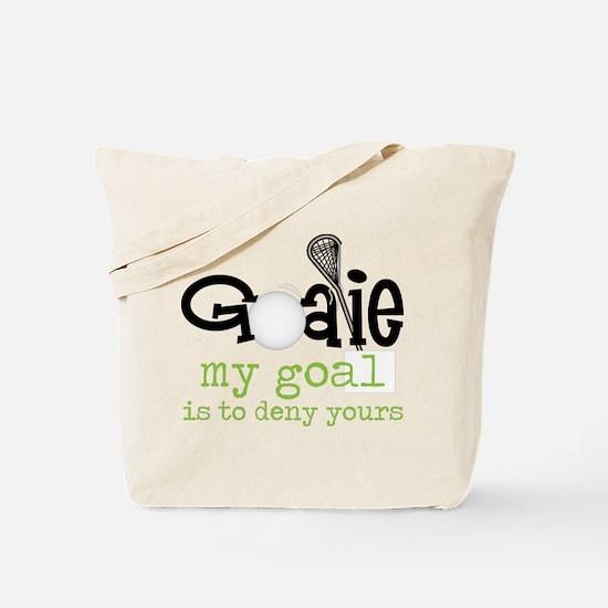 My Goal Tote Bag