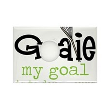 My Goal Rectangle Magnet