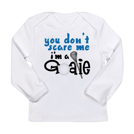You Don't Scare Me Long Sleeve Infant T-Shirt