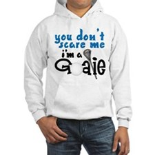 You Don't Scare Me Hoodie