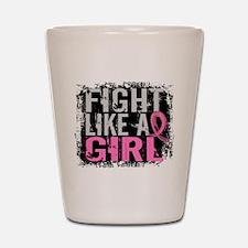 Licensed Fight Like a Girl 31.8 Shot Glass