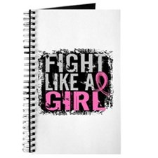 Licensed Fight Like a Girl 31.8 Journal
