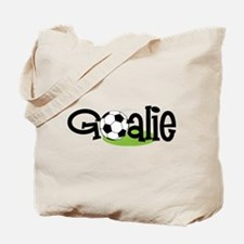 Soccer Goalie Tote Bag