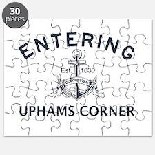UPHAMS CORNER Puzzle
