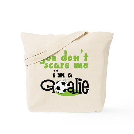 I'm A Goalie Tote Bag