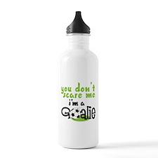 I'm A Goalie Water Bottle