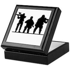 Army Soldiers Keepsake Box