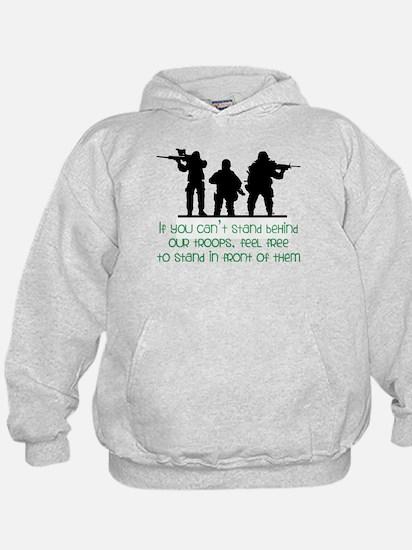 Our Troops Hoodie