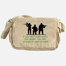 Our Troops Messenger Bag