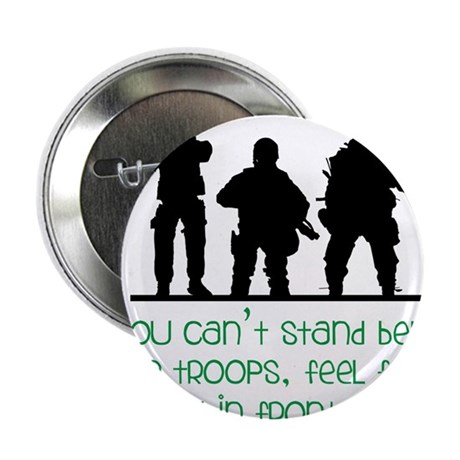 "Our Troops 2.25"" Button"