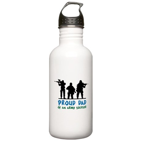 Proud Dad Stainless Water Bottle 1.0L