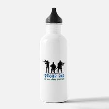 Proud Dad Water Bottle