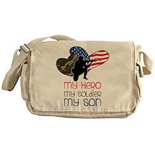 My Hero Messenger Bag