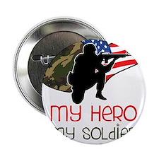 "My Hero 2.25"" Button"