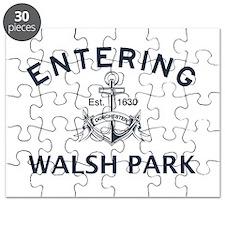 WALSH PARK Puzzle