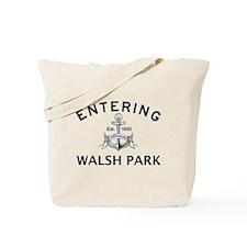 WALSH PARK Tote Bag