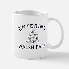 WALSH PARK Mug