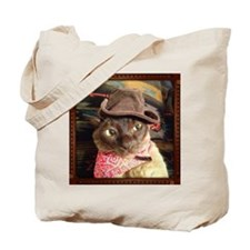 Cowboy Cat, pose 3 Tote Bag