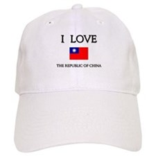 Flag of The Republic Of China Baseball Cap